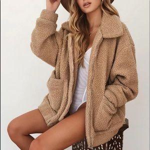 I.AM.GIA Fur Coat